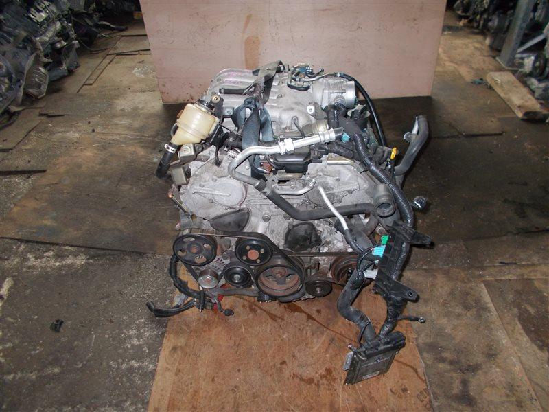 Двс Nissan Elgrand MNE51 VQ25 2006 (б/у)