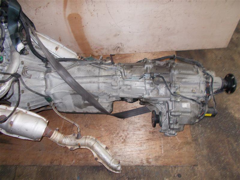 Акпп Nissan Elgrand MNE51 VQ25 2006 (б/у)