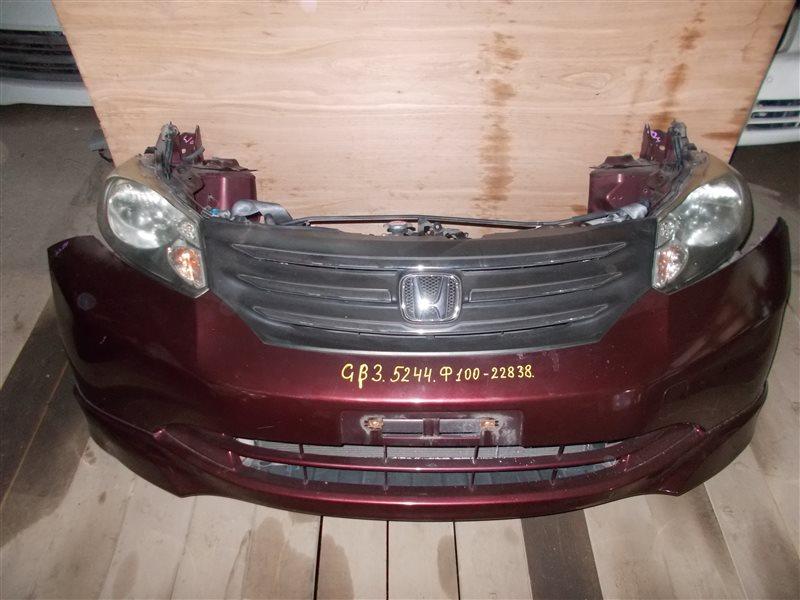 Nose cut Honda Freed GB3 L15A 2008 (б/у)