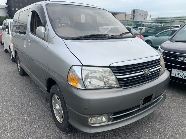 Капот Toyota Granvia VCH16 5VZ 2000 (б/у)