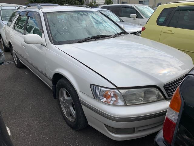 Крыло Toyota Mark Ii Qualis MCV21 2MZ-FE 1999 переднее правое (б/у)
