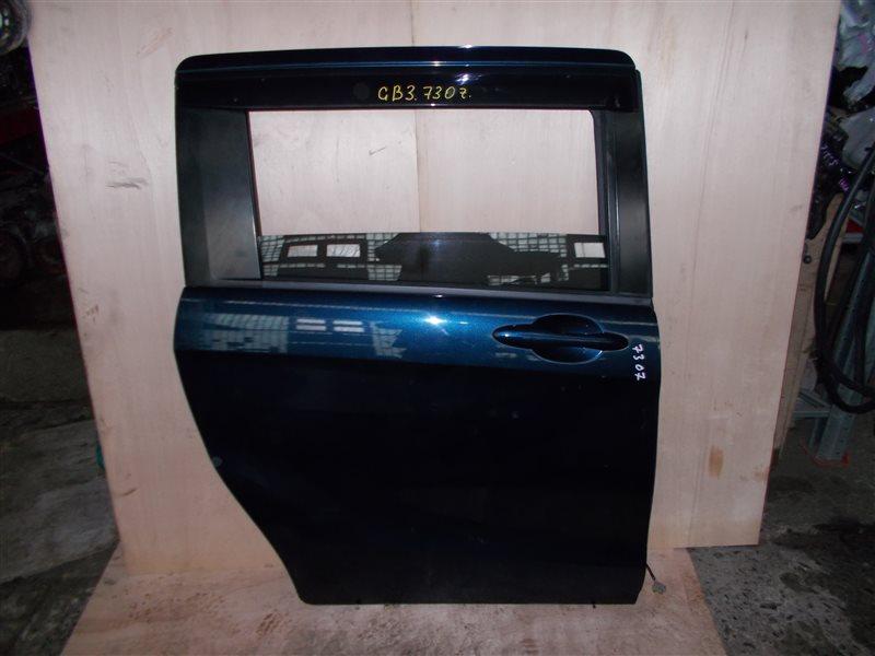 Дверь Honda Freed GB3 L15A 2008 задняя правая (б/у)