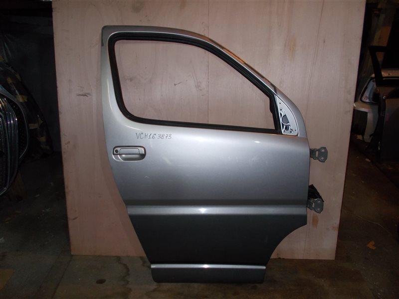 Дверь Toyota Granvia VCH16 5VZ 2000 передняя правая (б/у)