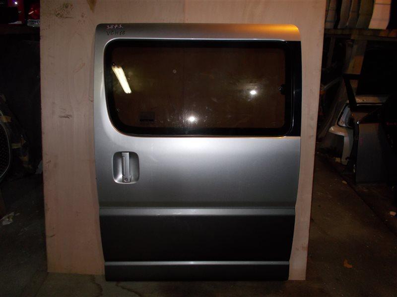 Дверь Toyota Granvia VCH16 5VZ 2000 задняя левая (б/у)