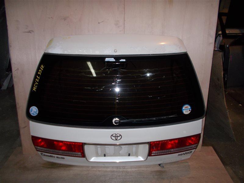 Дверь 5-я Toyota Mark Ii Qualis MCV21 2MZ-FE 1997 (б/у)