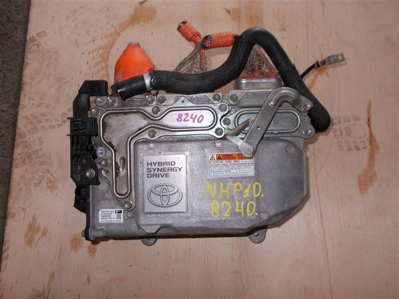 Инвертор Toyota Aqua NHP10 1NZ-FXE 2012 (б/у)
