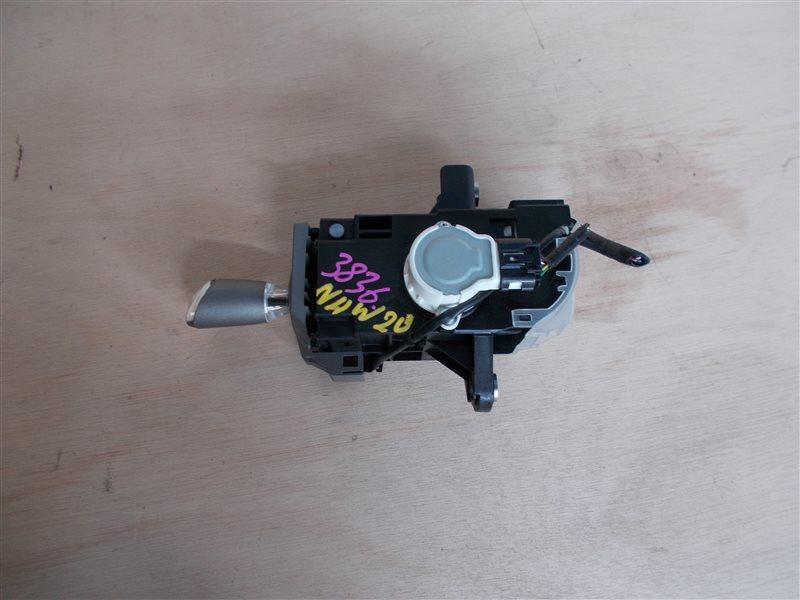 Селектор акпп Toyota Prius NHW20 1NZ-FXE 2007 (б/у)