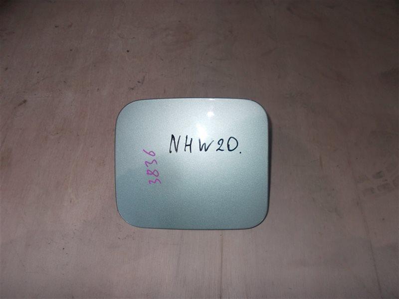 Лючок бензобака Toyota Prius NHW20 1NZ-FXE 2007 (б/у)