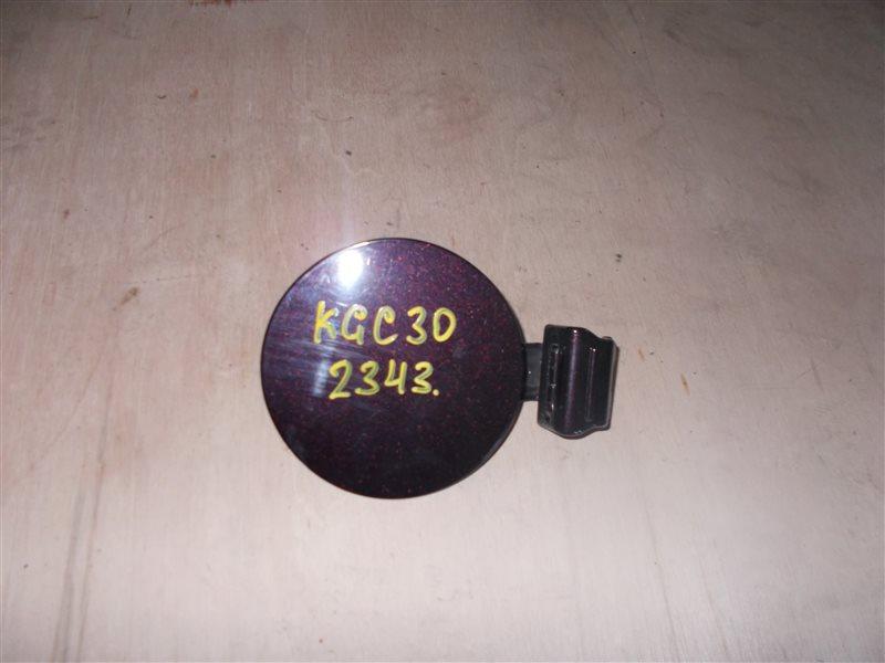 Лючок бензобака Toyota Passo KGC30 1KR 2010 (б/у)