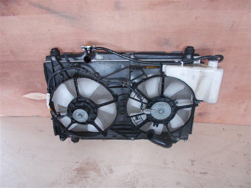 Радиатор Toyota Voxy ZRR70 3ZR (б/у)