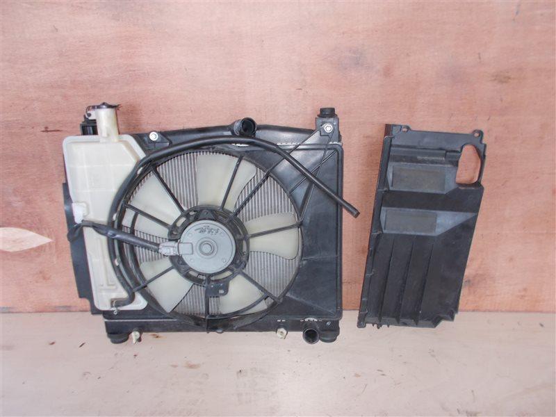 Радиатор Toyota Sienta NCP81 1NZ 2006 (б/у)