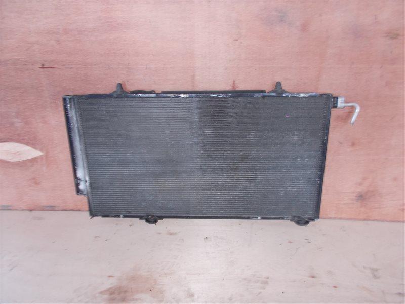 Радиатор кондиционера Toyota Sienta NCP81 1NZ 2006 (б/у)
