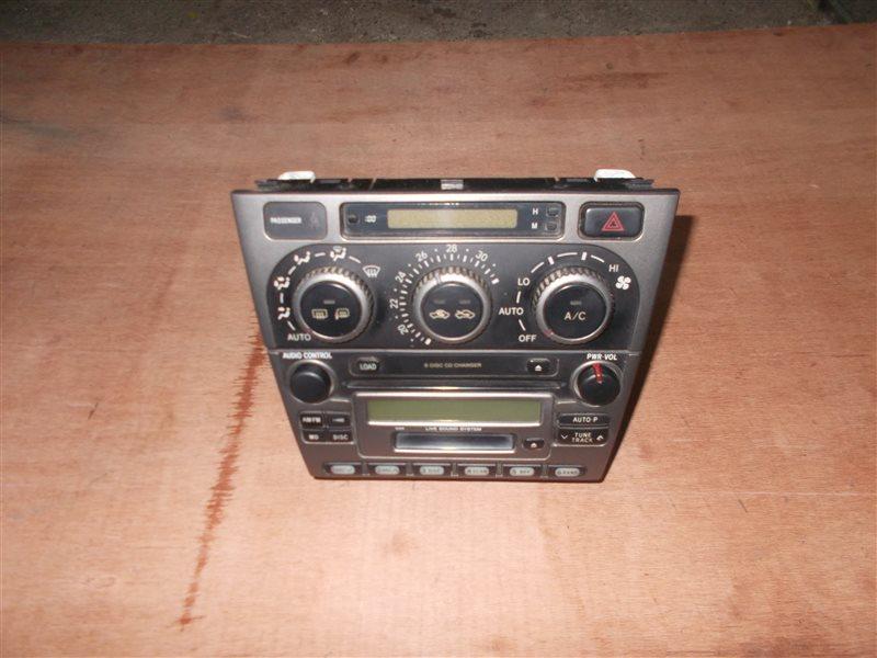 Климат-контроль Toyota Altezza SXE10 3S-GE 2001 (б/у)