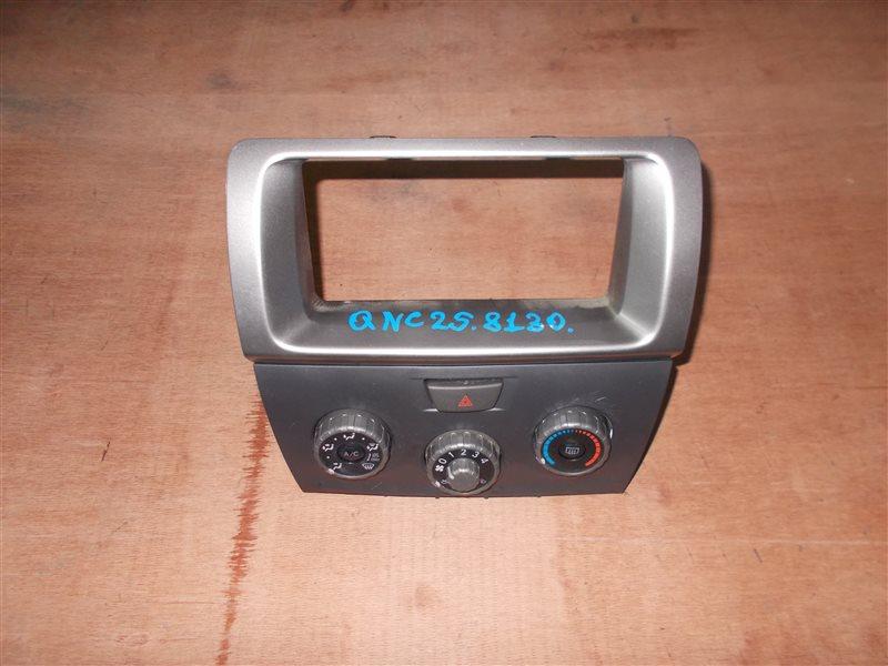 Климат-контроль Toyota Bb QNC25 K3-VE 2010 (б/у)
