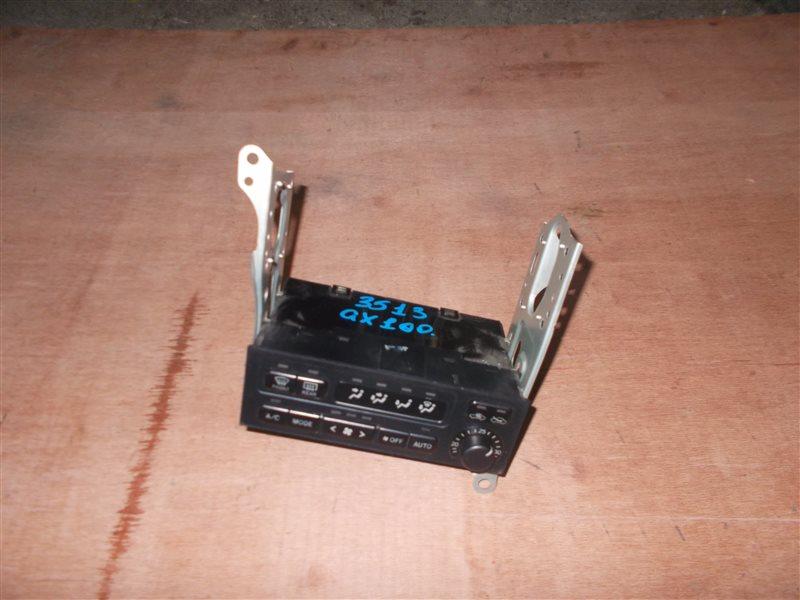 Климат-контроль Toyota Chaser GX100 1G-FE 1996 (б/у)