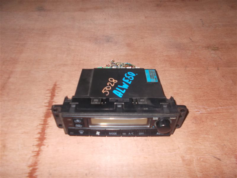 Климат-контроль Nissan Elgrand ALWE50 VG33 2000 (б/у)