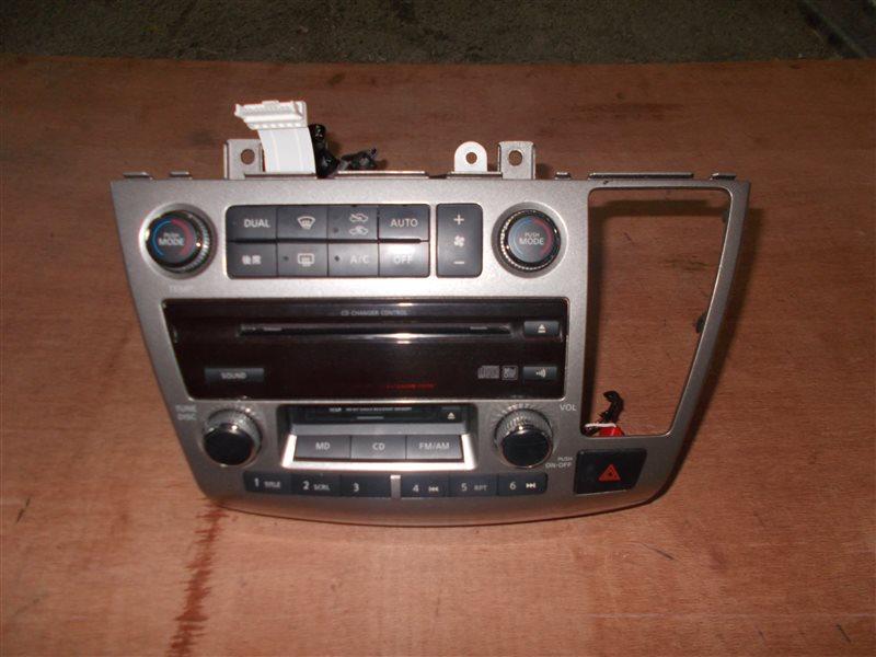 Климат-контроль Nissan Elgrand MNE51 VQ25 2006 (б/у)