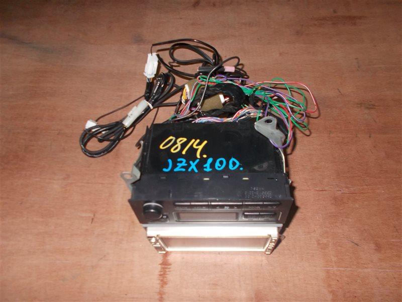 Климат-контроль Toyota Mark Ii JZX100 1JZ-GE 1996 (б/у)