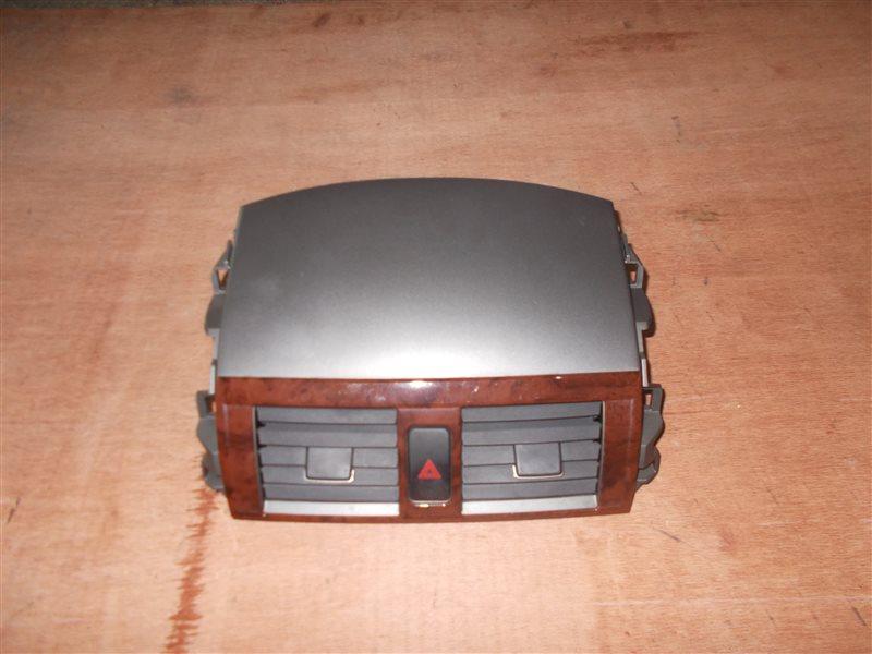 Воздуховод Toyota Corolla Axio NZE141 1NZ 2006 (б/у)