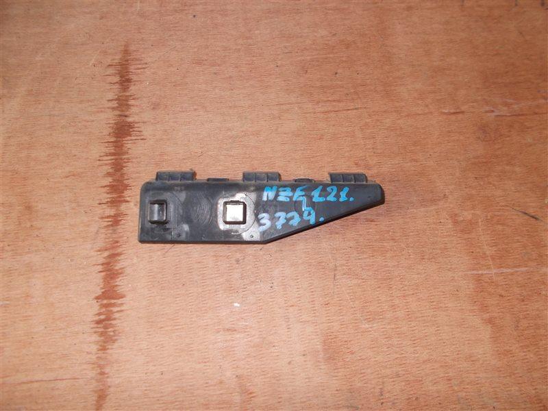 Крепление бампера Toyota Corolla NZE121 1NZ 2002 заднее правое (б/у)