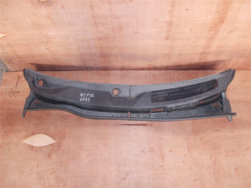 Жабо Toyota Sienta NCP85 1NZ 2004 (б/у)