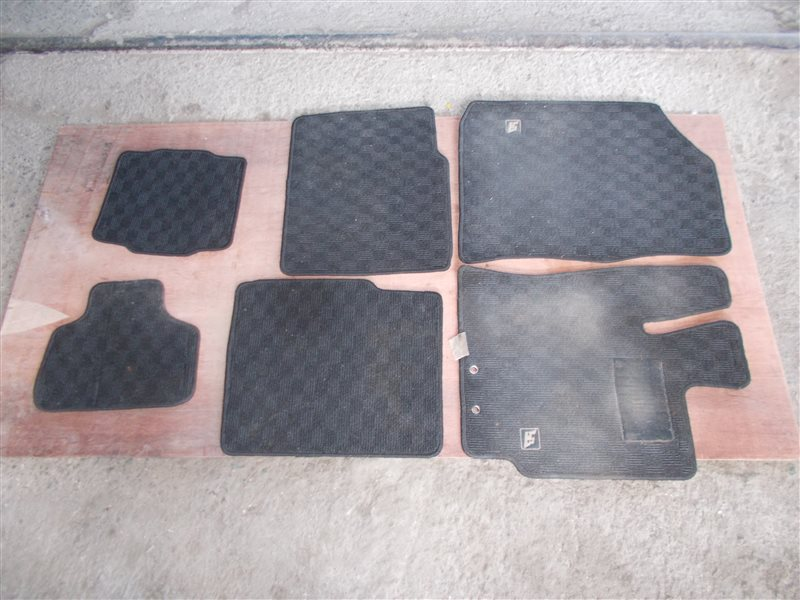 Коврики комплект Toyota Bb QNC25 K3-VE 2010 (б/у)