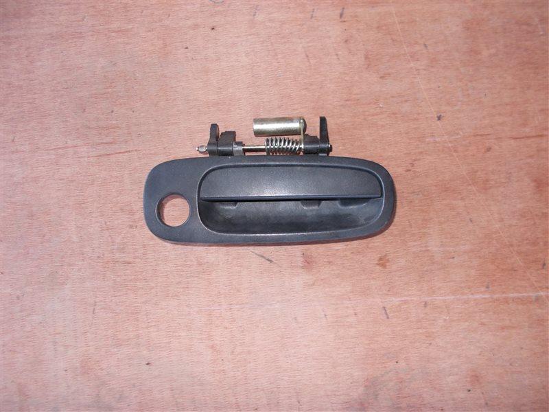 Ручка двери внешняя Toyota Nadia SXN10 передняя правая (б/у)