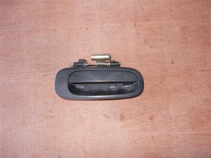 Ручка двери внешняя Toyota Nadia SXN10 задняя правая (б/у)