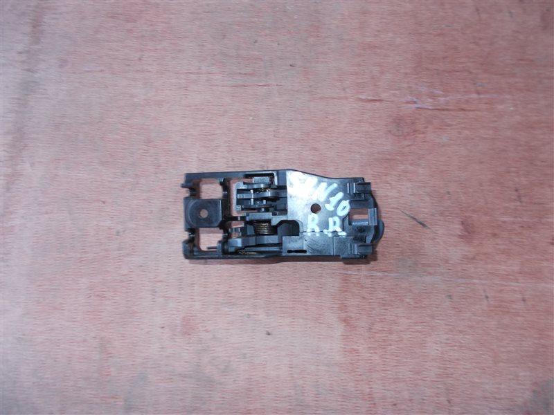 Ручка двери внутренняя Toyota Nadia SXN10 задняя правая (б/у)