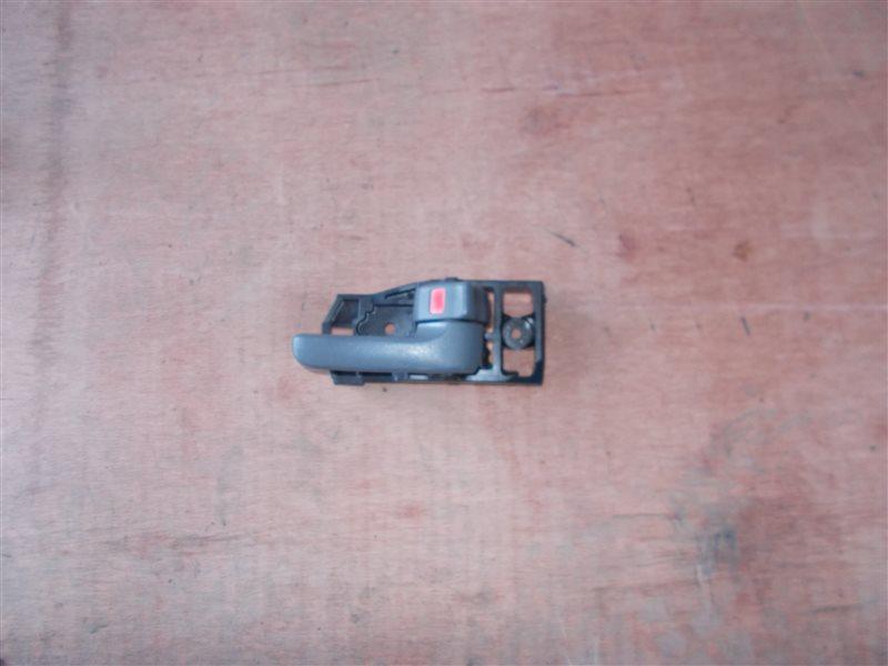 Ручка двери внутренняя Toyota Nadia SXN10 передняя правая (б/у)