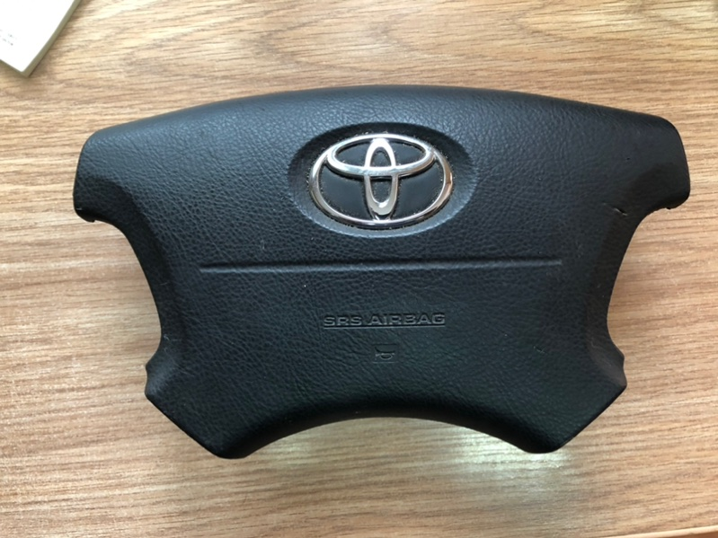 Аирбаг на руль Toyota Alphard ATH10 (б/у)