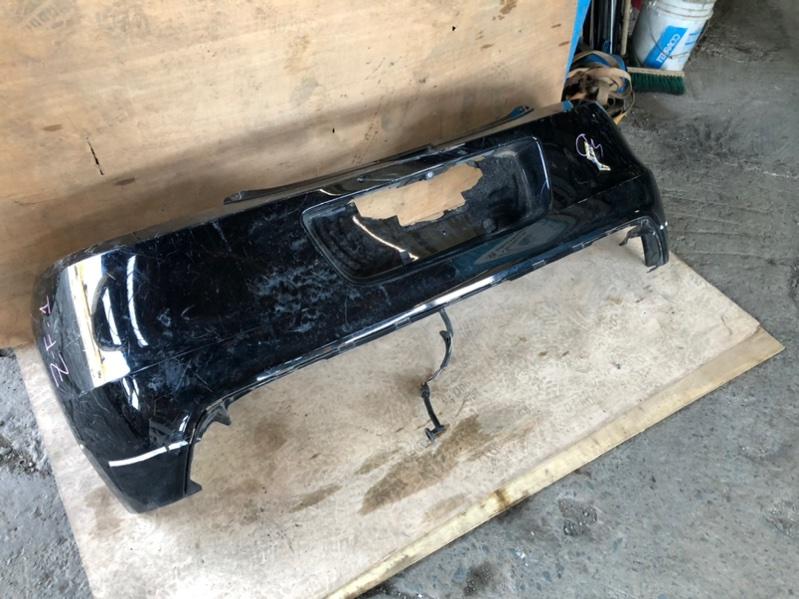 Бампер Honda Cr-Z ZF1 задний (б/у)