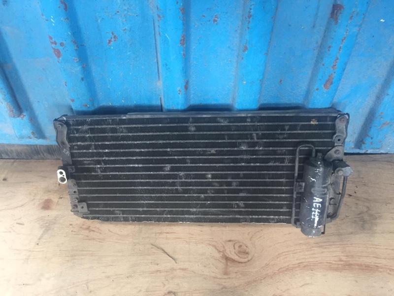 Радиатор кондиционера Toyota Carib AE111 (б/у)