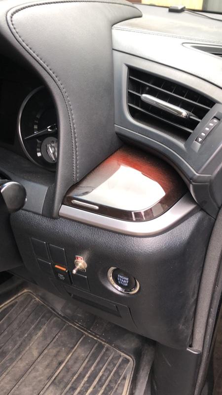 Подстаканник Toyota Alphard AGH30 (б/у)