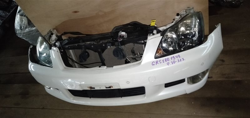 Nose cut Toyota Crown Athlete GRS180 4GR-FSE 2007 (б/у)
