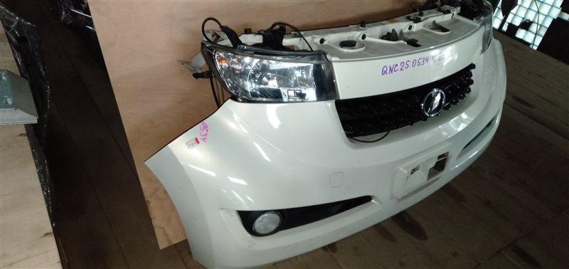 Nose cut Toyota Bb QNC25 K3-VE 2012 (б/у)