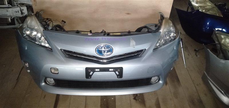 Nose cut Toyota Prius Alpha ZVW40 2ZR-FXE 2011 (б/у)