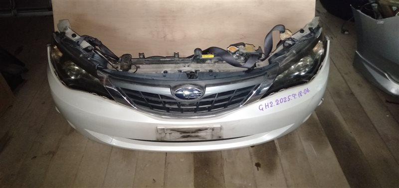 Nose cut Subaru Impreza GH2 EL15 2007 (б/у)