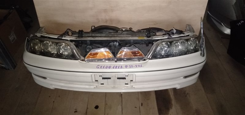 Nose cut Toyota Mark Ii GX100 1G-FE BEAMS 2000 (б/у)