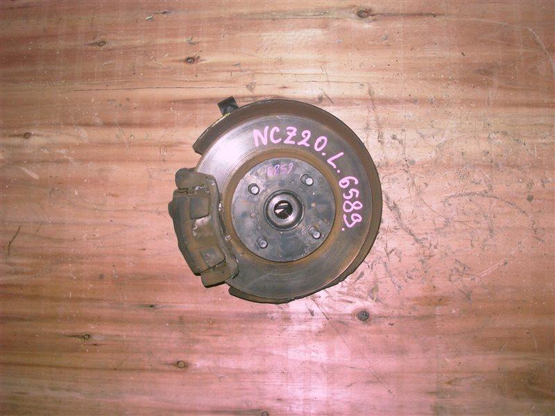 Ступица Toyota Raum NCZ20 1NZ 2006 передняя левая (б/у)