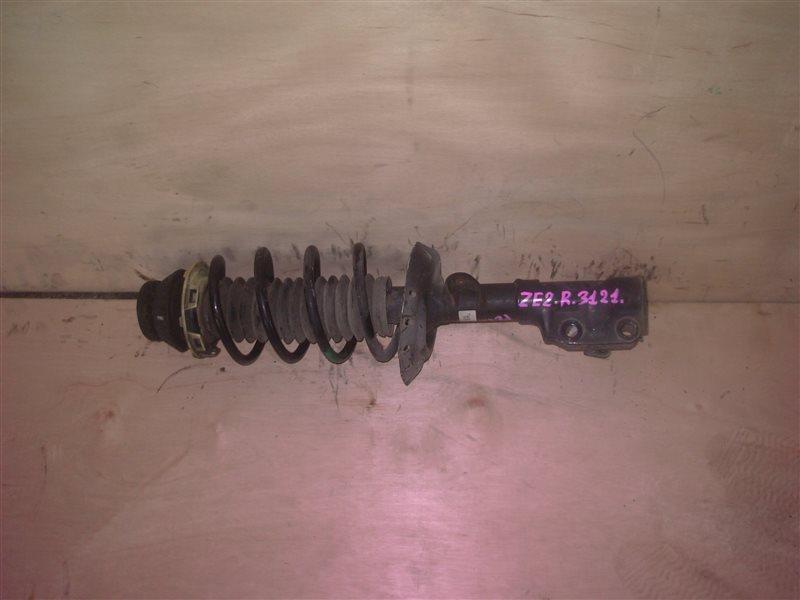 Стойка Honda Insight ZE2 LDA 2009 передняя правая (б/у)