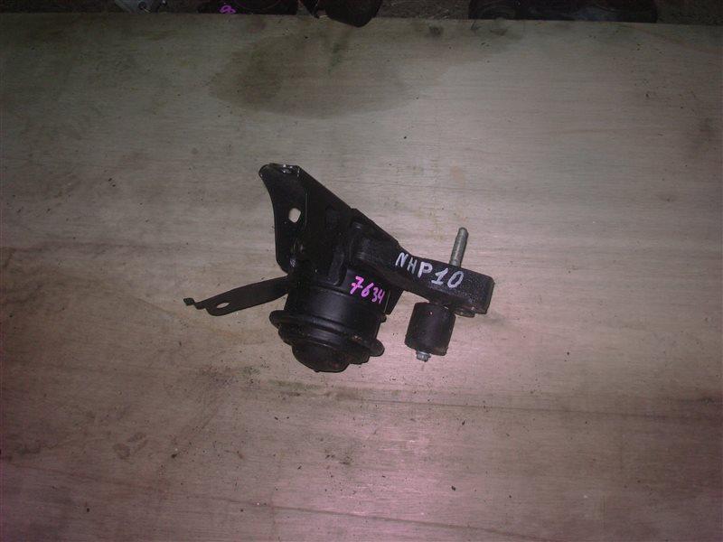 Подушка двигателя Toyota Aqua NHP10 1NZ-FXE 2013 (б/у)