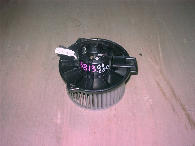 Мотор печки Toyota Mark Ii GX100 1G-FE BEAMS 2000 (б/у)
