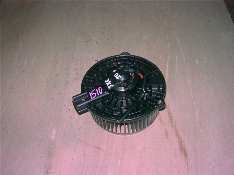 Мотор печки Toyota Altezza SXE10 3S-GE 1999 (б/у)