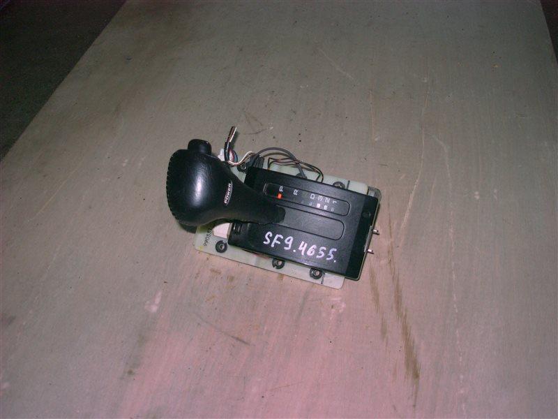 Селектор акпп Subaru Forester SF9 EJ25 1999 (б/у)