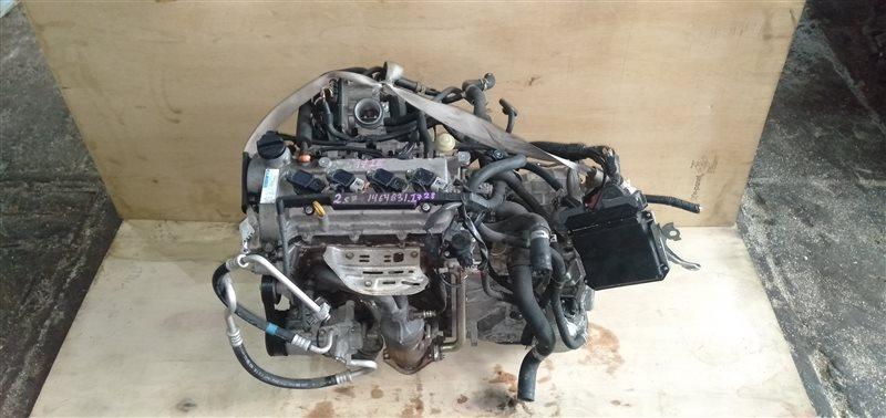 Двс Toyota Belta SCP92 2SZ 2005 (б/у)