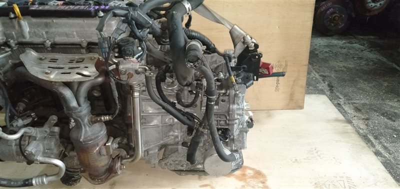 Акпп Toyota Belta SCP92 2SZ 2005 (б/у)