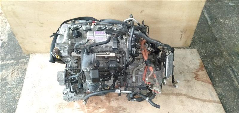 Двс Toyota Prius Alpha ZVW41 2ZR-FXE 2012 (б/у)