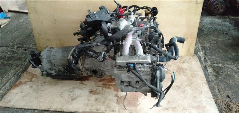 Двс Subaru Impreza GH2 EL15 2007 (б/у)