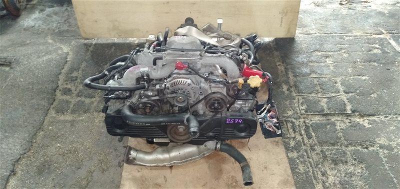 Двс Subaru Impreza GH7 EJ203 2007 (б/у)